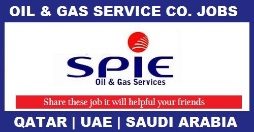 spie oil & gas services
