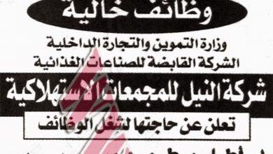 شركة النيل للمجمعات الاستهلاكية
